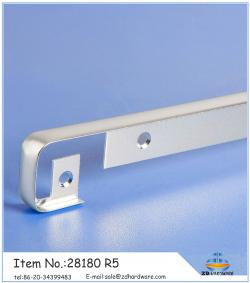 aluminium connector for worktop