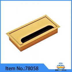 Aluminum cable wire box
