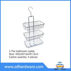 bathroom hardware shower baskets hanger